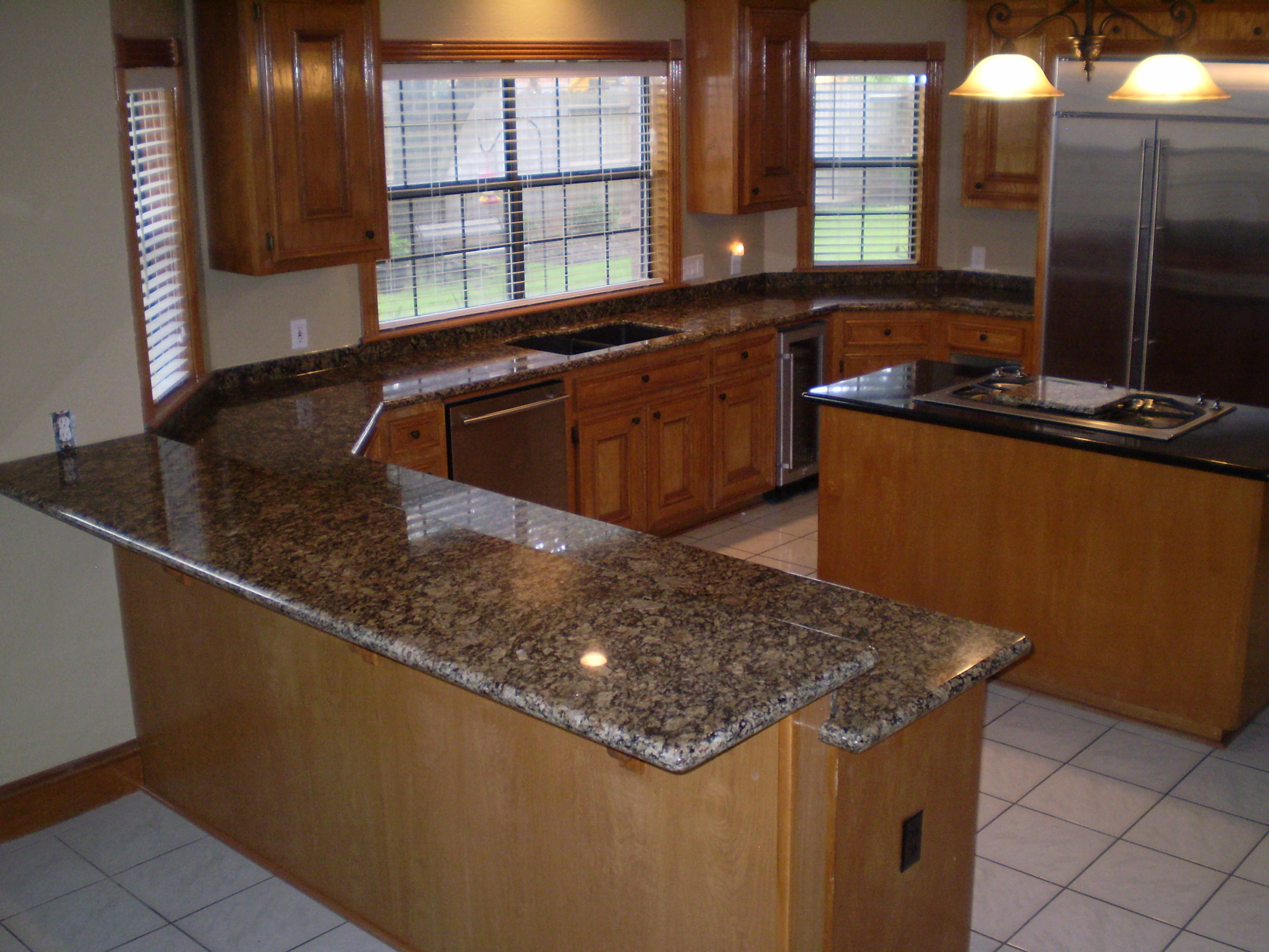Countertop Fabricators : Silestone, Granite, Caesarstone, Zodiaq, Viatera, countertops, Houston