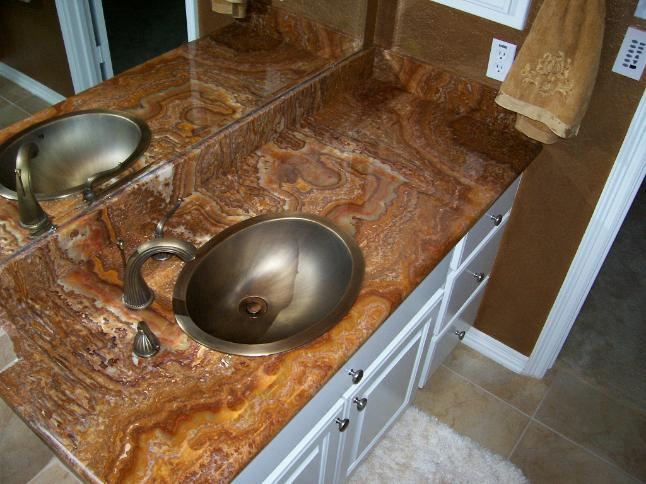 Bathroom Countertops Houston silestone, caesarstone, viatera, zodiaq, cambria, countertops, houston