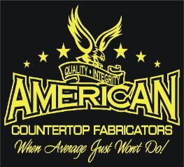 Countertop Fabricators : AMERICAN COUNTERTOP FABRICATORS